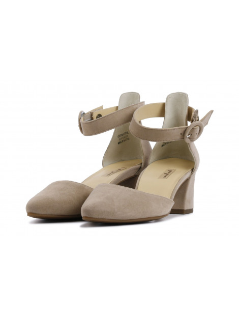 Paul Green 7273 Pumps Beige 7273 large