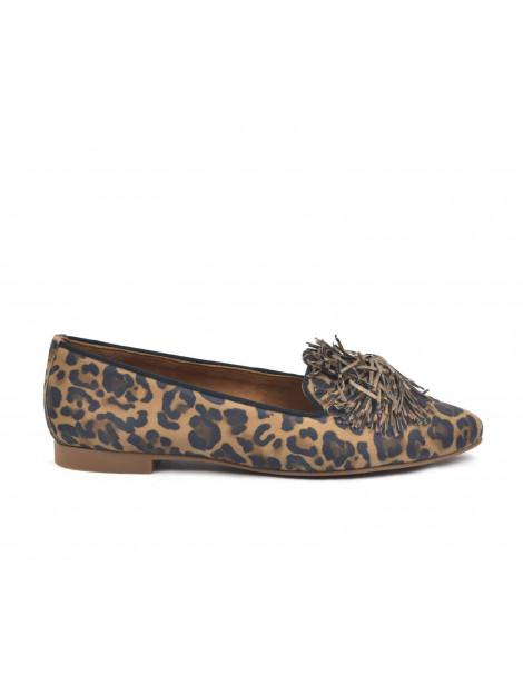 Paul Green Instapschoenen bruin   2376-086 leopard   large