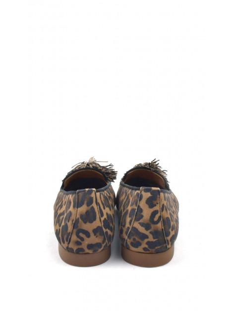 Paul Green Instapschoenen   2376-086 leopard   large
