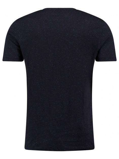 Kultivate T-shirt ts fantastic navy blauw ts_fantastic-navy large