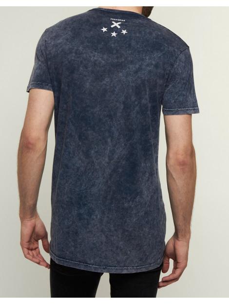 Nena and Pasadena T-shirt aide wash core tall tee navy NPMTT001-BLK-Navy large