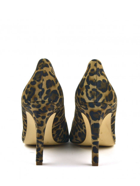 Paul Green Pumps beige   3591-124 leopardino camel   large