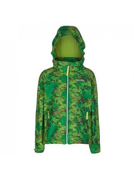 Regatta Jas clopin softshell jacket highland green groen  large