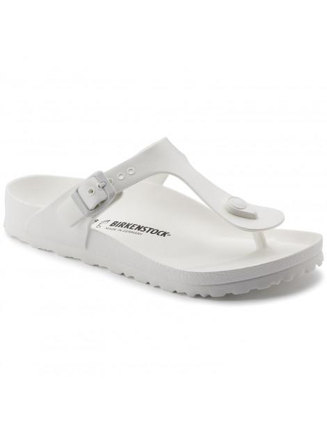 Birkenstock Gizeh eva white (regular) 128221-42 large