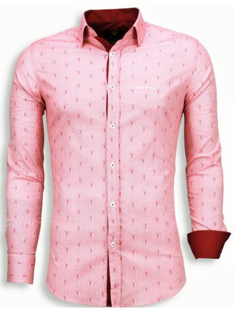 Tony Backer E overhemden slim fit 1004R large