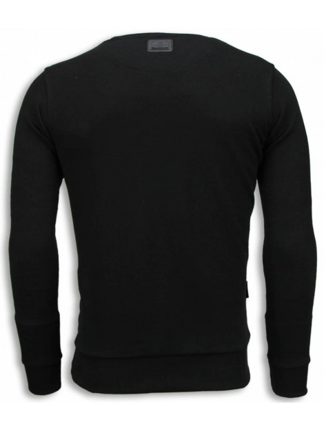 Local Fanatic Rocky iii sweater 5792Z large