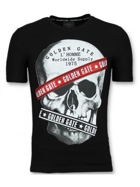 Enos T-shirt shirt met glitter F-567 large