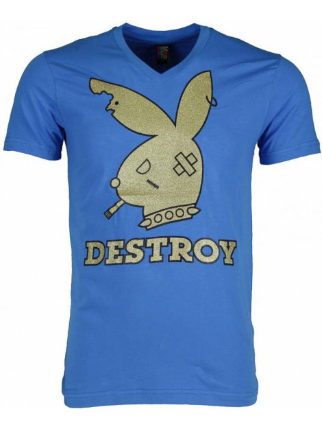 Local Fanatic T-shirt destroy 1334B large