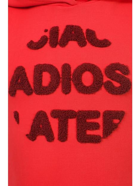 Looxs Revolution Jurk met capuchon voor meisjes in de kleur 2012-5842-200200116 large