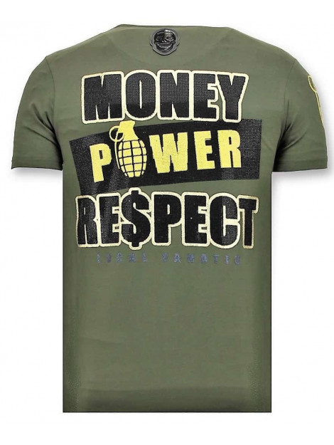 Local Fanatic T-shirt cosa nostra mafioso 11-6371G large