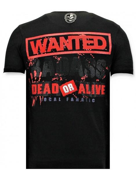 Local Fanatic T-shirt bloody chucky print 11-6388Z large