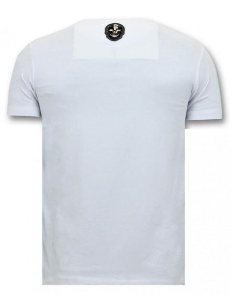 Local Fanatic T-shirts met print ufc championship basic 11-6400W large