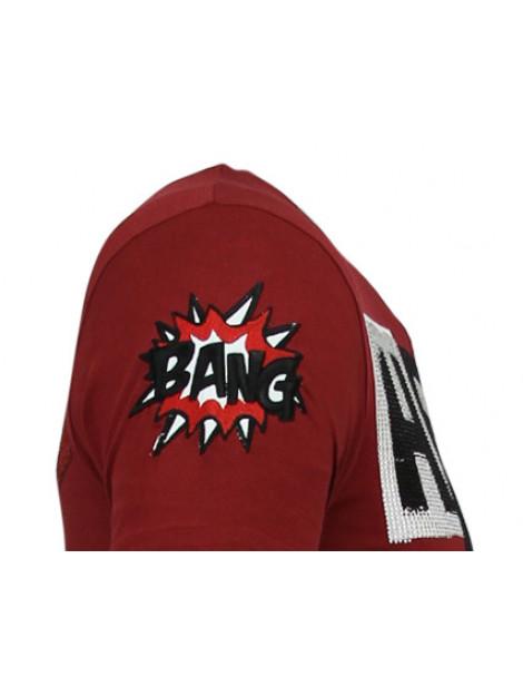 Local Fanatic Hero mask zomer t-shirt 11-6323B large