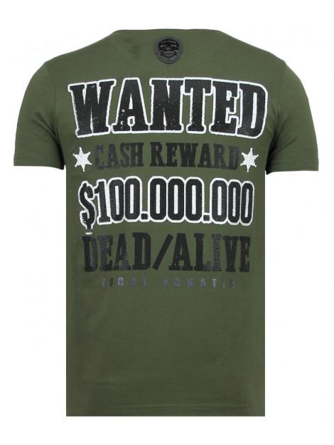Local Fanatic Beagle boys grappige t-shirt 11-6319G large