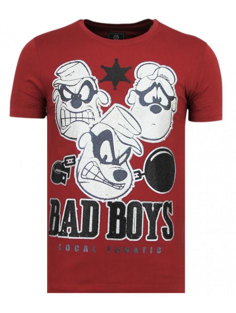 Local Fanatic Beagle boys t-shirt 11- 6319B large