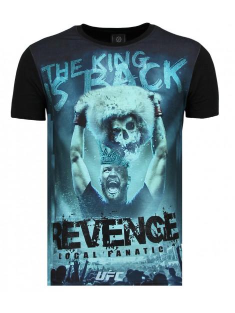 Local Fanatic Conor mcgregor t-shirt thenotoriousmma 11-6348 large