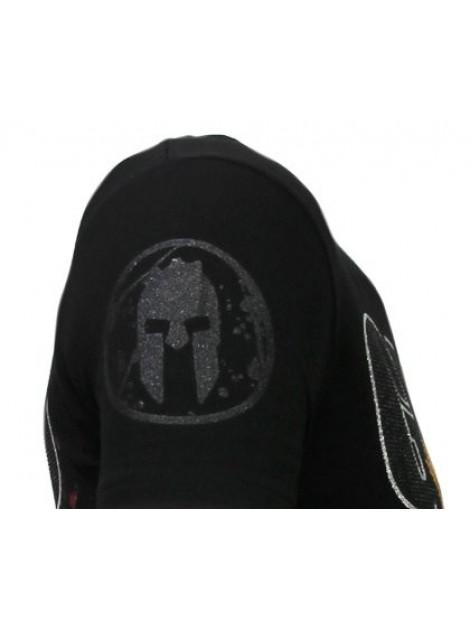 Local Fanatic Glory martial rhinestone t-shirt 13-6232Z large