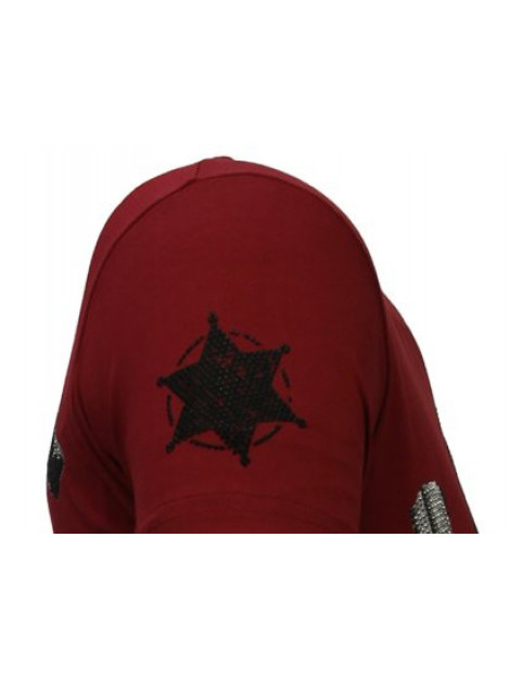 Local Fanatic Bandit chief rhinestone t-shirt 13-6217B large