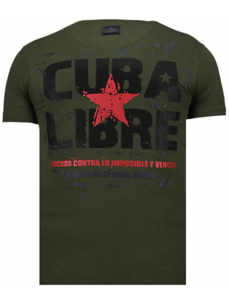 Local Fanatic Presidente rhinestone t-shirt 5900G large