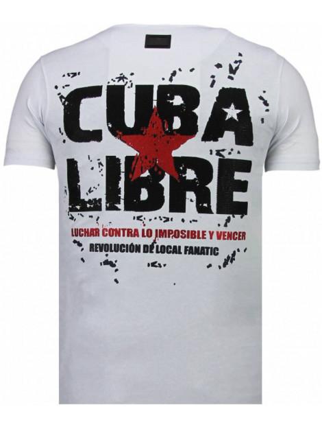 Local Fanatic Presidente rhinestone t-shirt 5900W large