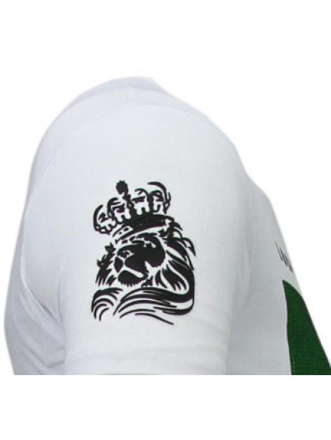 Local Fanatic Soul rebel bob rhinestone t-shirt 5778W large