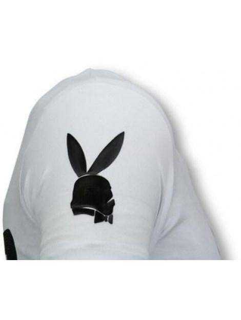 Local Fanatic Stormbitch rhinestone t-shirt 5770W large