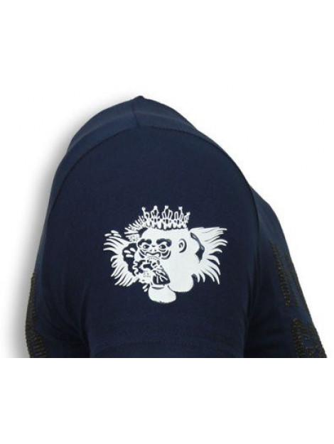 Local Fanatic Conor mcgregor rhinestone t-shirt 5775Z large