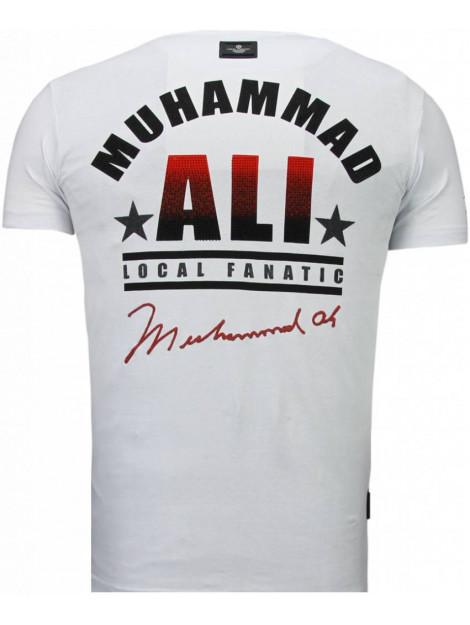 Local Fanatic Muhammad ali rhinestone t-shirt 5762W large