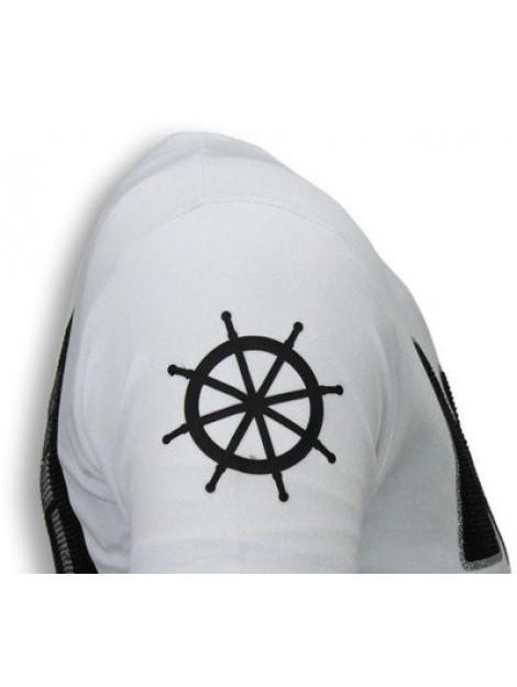 Local Fanatic The sailor man rhinestone t-shirt 5760W large
