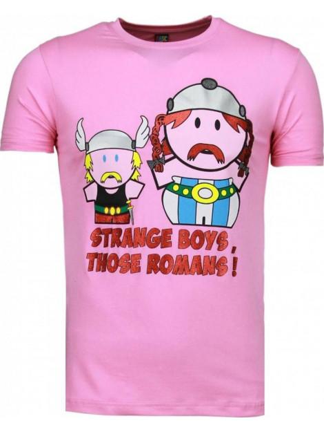 Local Fanatic Romans t-shirt 51009R large