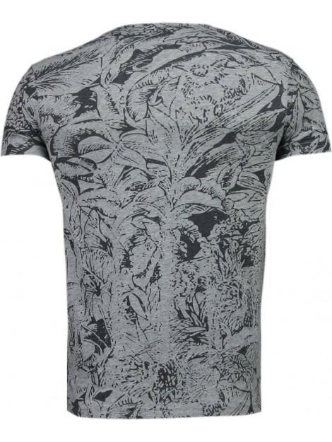 BN8 BLACK NUMBER Forrest motief t-shirt JX655GZ large
