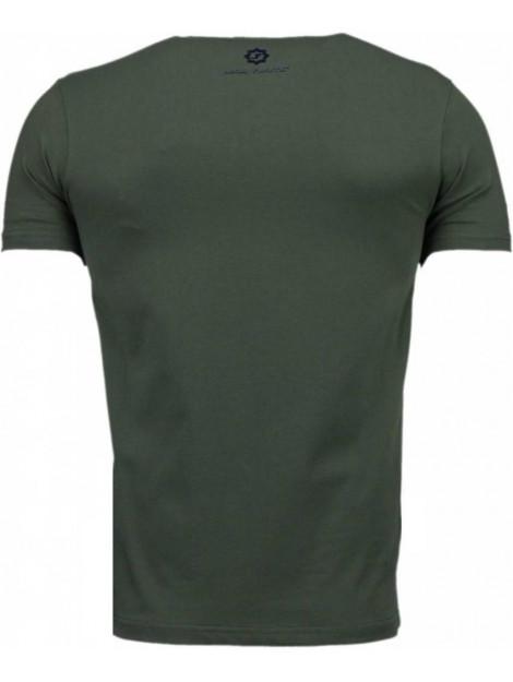 Local Fanatic Basic t-shirt 5105G large