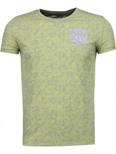BN8 BLACK NUMBER Blader motief summer t-shirt JX591GL large