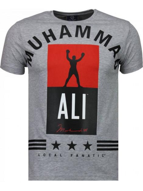 Local Fanatic Muhammad ali stars t-shirt 2316G large