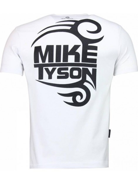 Local Fanatic Mike tyson tribal t-shirt 2311W large