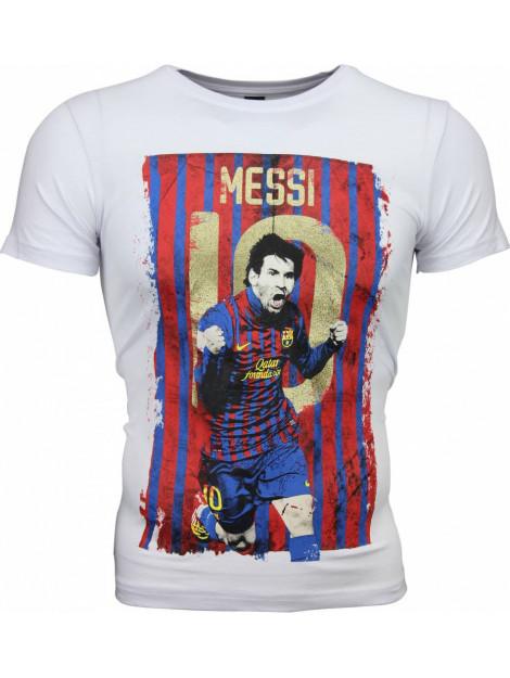 Local Fanatic T-shirt messi 10 print 1170W large