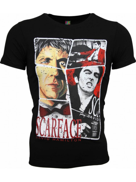 Local Fanatic T-shirt scarface frame print 2008Z large