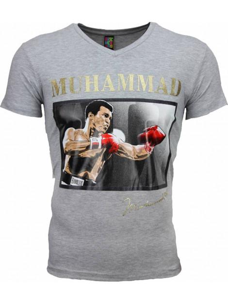 Local Fanatic T-shirt muhammad ali glossy print 2306G large