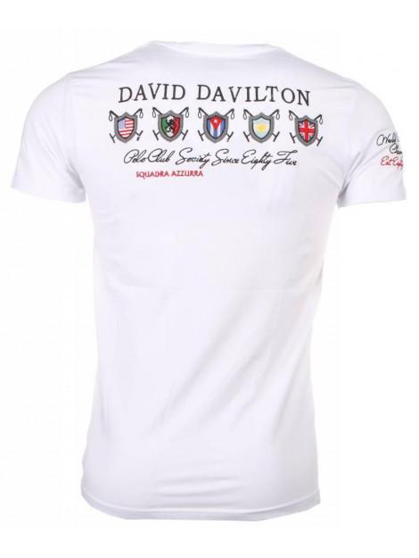 David Copper E t-shirt korte mouwen 1422W large