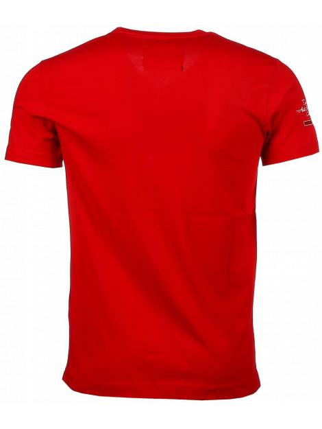 David Copper E t-shirt korte mouwen 54091R large