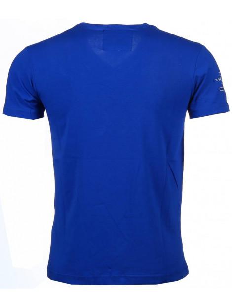 David Copper E t-shirt korte mouwen 54091B large