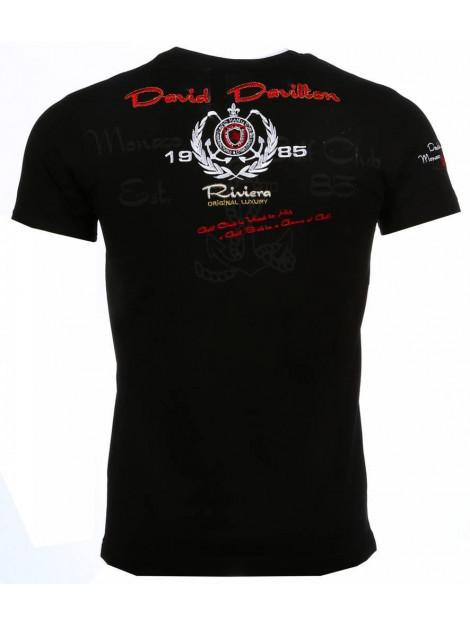 David Copper E t-shirts korte mouwen 54092Z large
