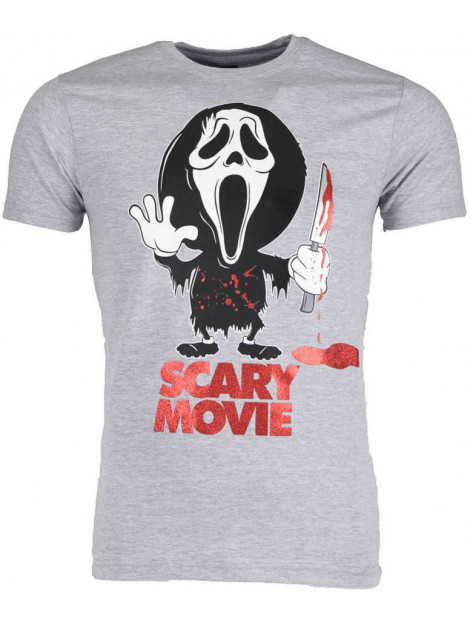 Local Fanatic T-shirt scary movie 51012G large