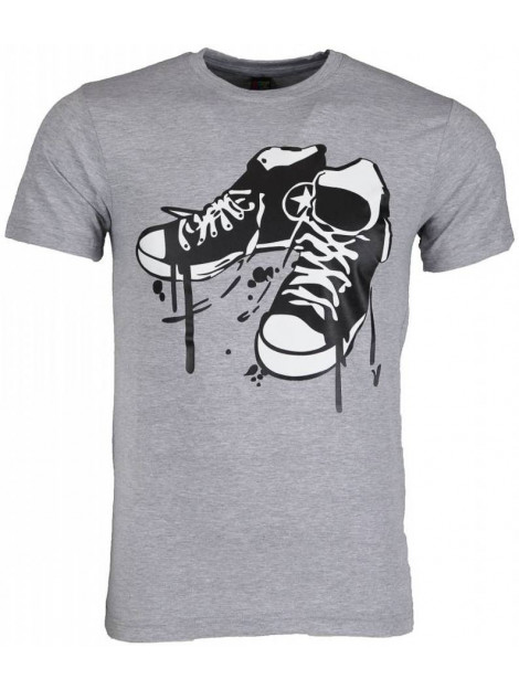 Local Fanatic T-shirt sneakers 51003G large