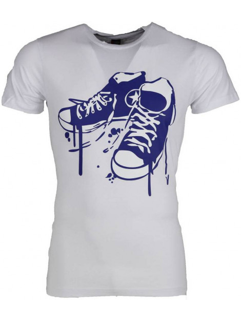 Local Fanatic T-shirt sneakers 51003W large