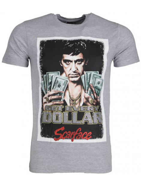 Local Fanatic T-shirt scarface get every dollar 2004G large