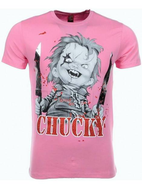 Local Fanatic T-shirt chucky 1137R large