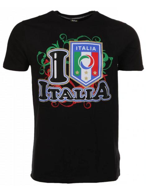 Local Fanatic T-shirt i love italia M/T-ILA-Z large