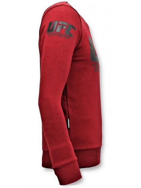 Local Fanatic Sweater ufc championship trui 11-6407B large