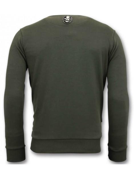 Local Fanatic Sweater narcos trui 11-6408G large